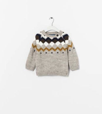 boho baby boy sweater perfect for fall!