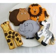 Wild Animal Cookie