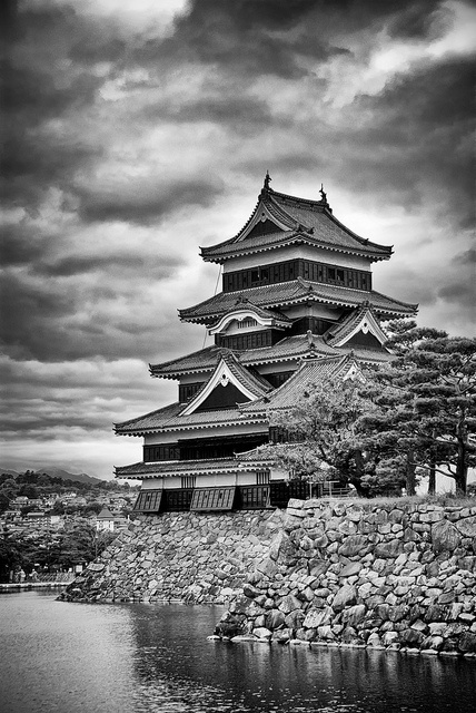 Matsumoto Castle, Japan ???