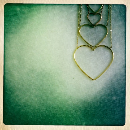 14 ct. gold, hand made