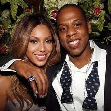 Beyonce and JayZ - together since 02; married 08