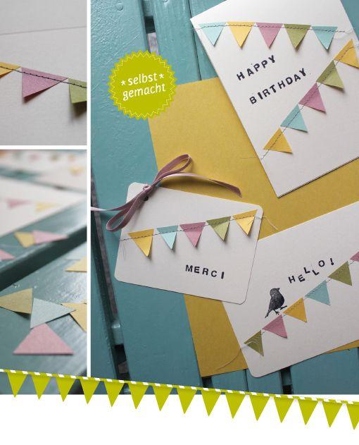 DIY: birthday-card