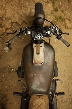 #vintage #motorbike this would be a cool framed piece