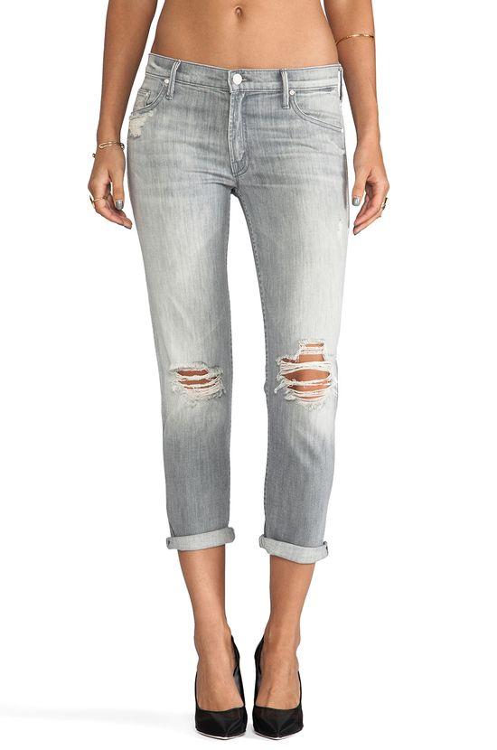 Mother Dropout Jeans