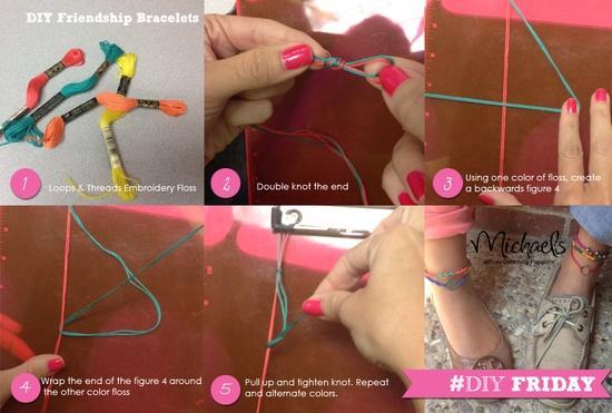 #DIY #Friendship #Bracelets