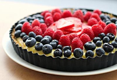Amazing fresh and yummy =) love a health desserts