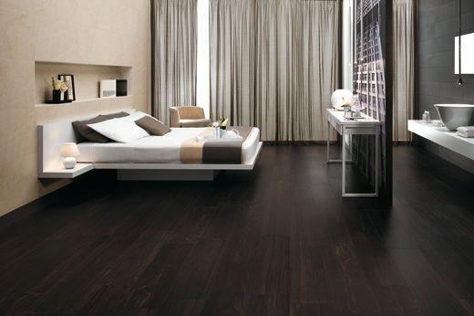 tile floor that mimics #floor design #floor design ideas #floor decorating before and after