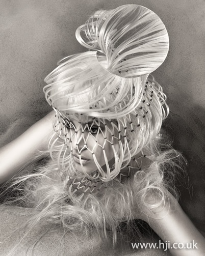 Photo of 2012 avant garde web hairstyle hairstyle