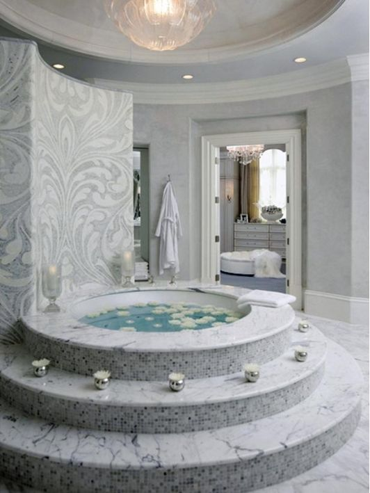 Bathroom design idea - Home and Garden Design Ideas