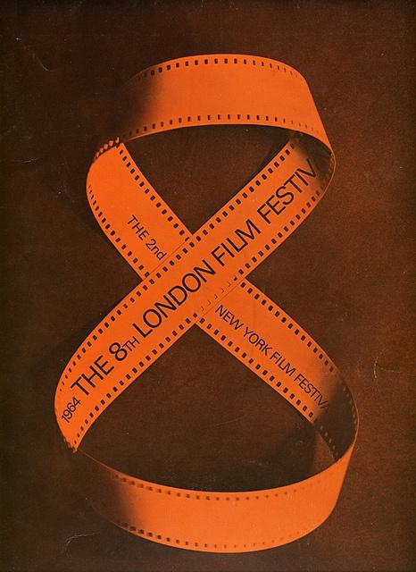 1964 London Film Festival Poster