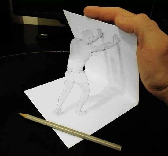 Love 3D art