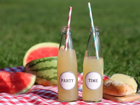 picnic in the park from Daily Candy