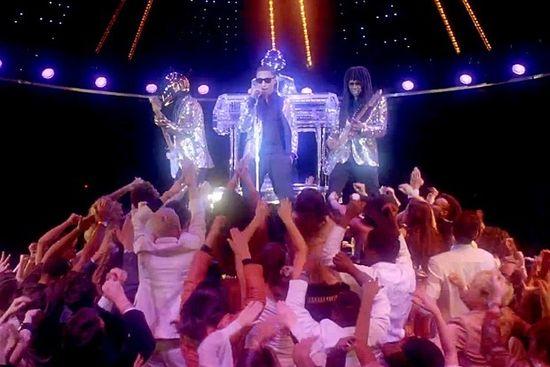 Daft Punk ve Pharrell yeni ?ark?lar? Lose Yourself To Dance ile sizi dans pistine davet ediyor