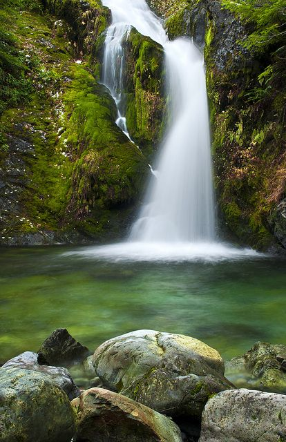 Mystical Falls - Oregon
