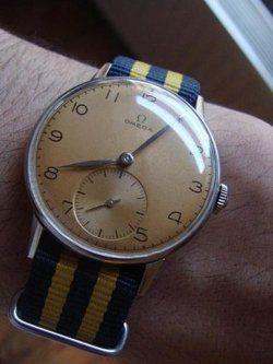 Omega watch.......