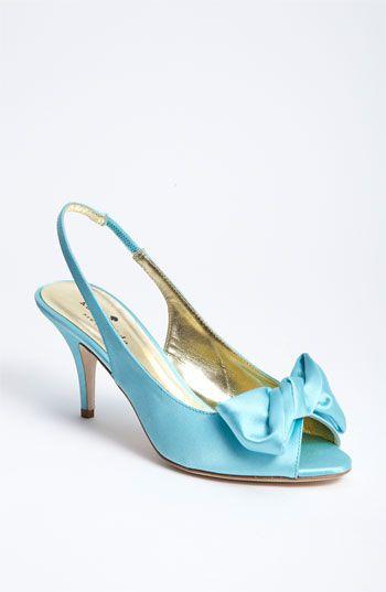 Something (tiffany) blue: kate spade new york 'sarah' pump