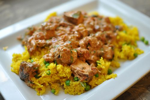 Chicken Tikka Masala - Non slow cooker version