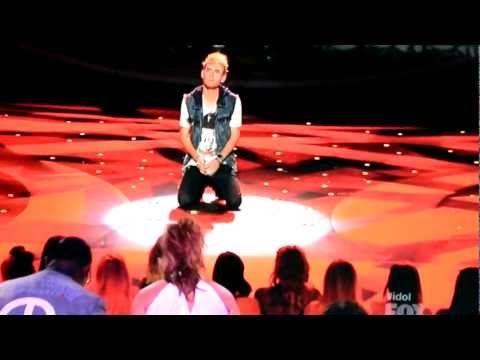 Colton Dixon last song on American Idol