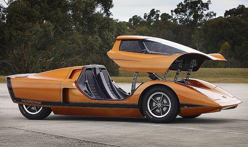 1969 Holden Hurricane Concept Car