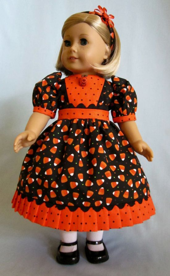American Girl Doll Clothes  Dress and by SewMyGoodnessShop on Etsy, $21.00