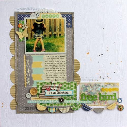 Free Bird *Jillibean Soup* - Scrapbook.com
