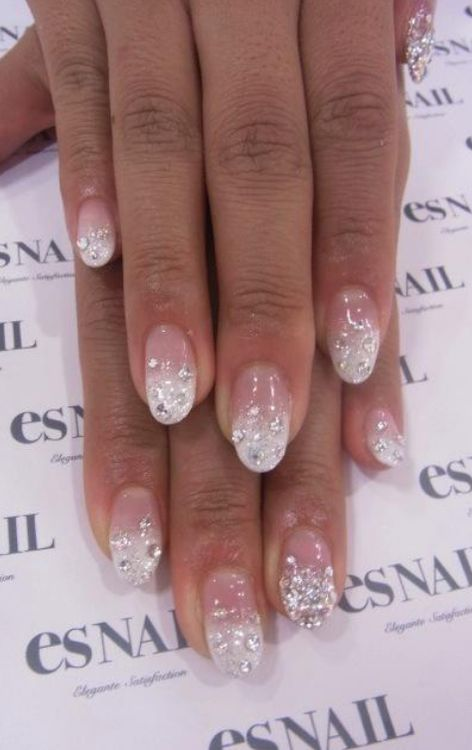 only other nails i like for a wedding besides a plain french manicure .-  For 25% OFF your next purchase at www.naturalhealth... use coupon code gobig13s.