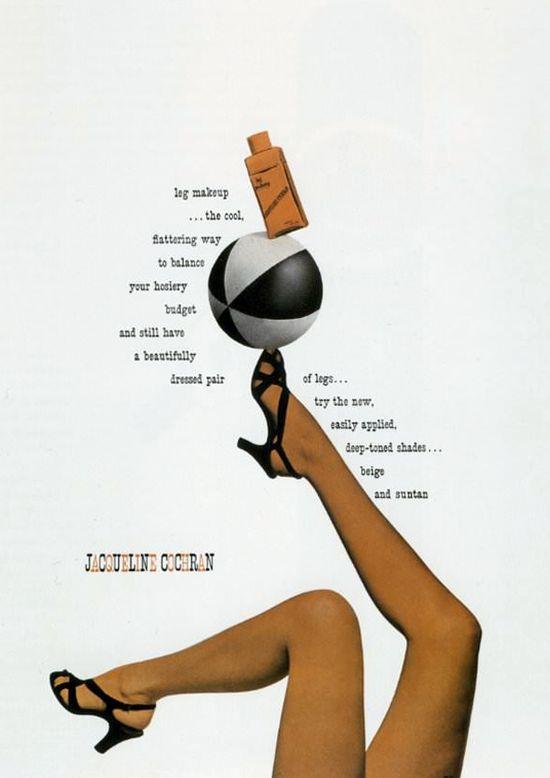 Jacqueline Cochran by Paul Rand.