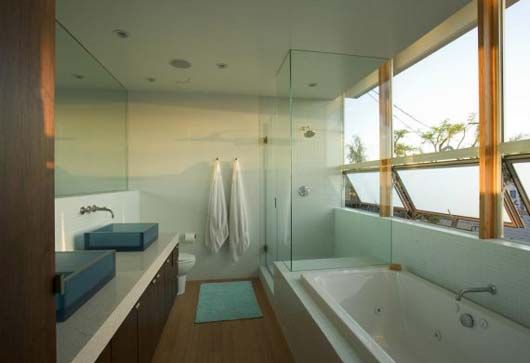 Modern Bathroom Design Small Spaces Decorating Home Interior