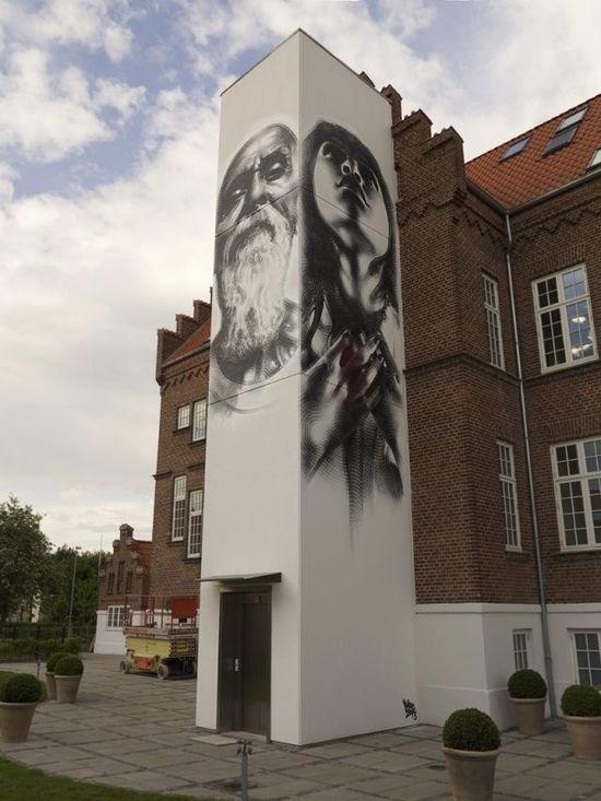El Mac #street art #graffiti
