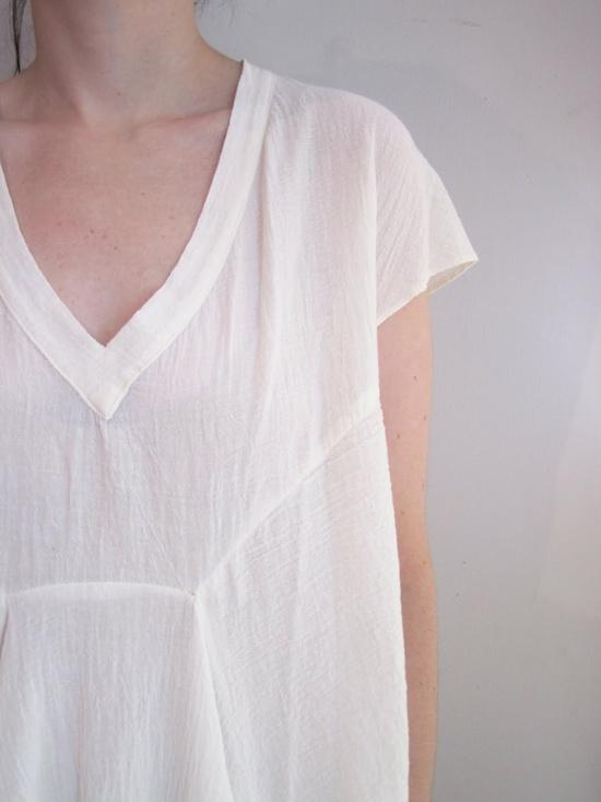 white linen - love!