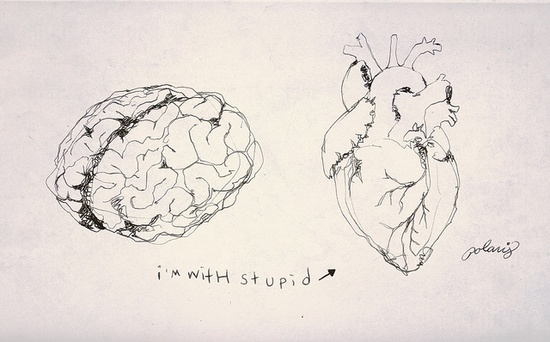 I'm With Stupid by Polaris Castillo, via Flickr