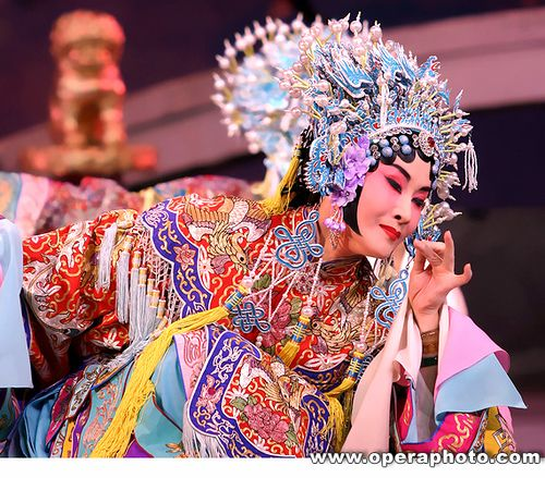 Peking Opera, Beijing, China