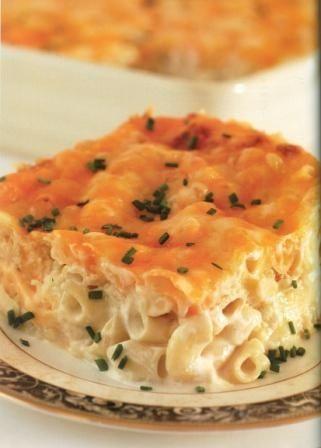 delicious food recipes #food #recipes Bake mac & cheese