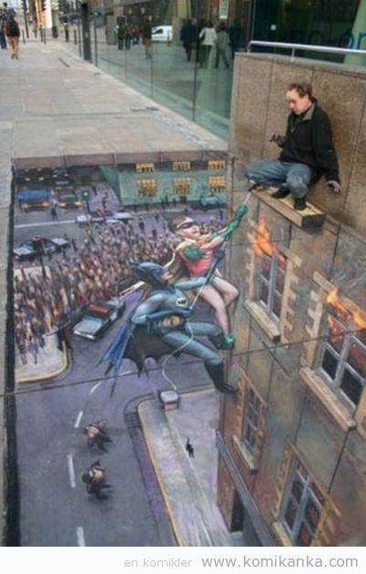 Top 10 Greatest 3D Street Arts