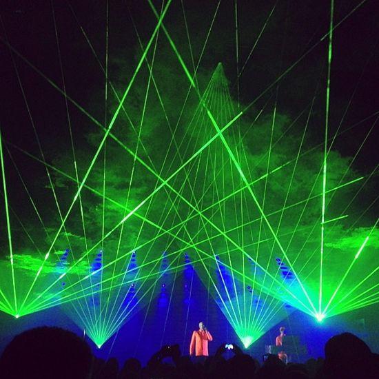 Pet Shop Boys - Electric tour
