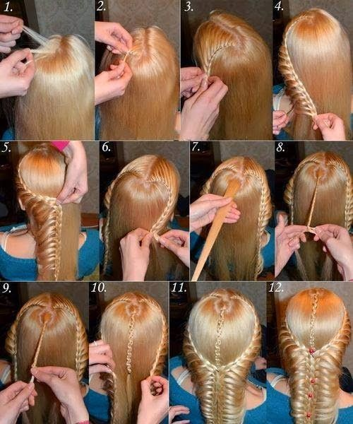 Ladies Hair Styles Tutorials..