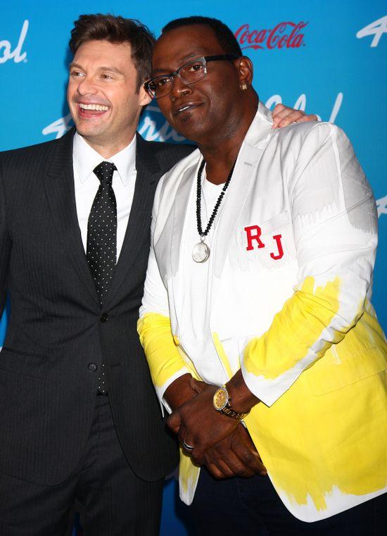 Randy Jackson: Returning to American Idol!