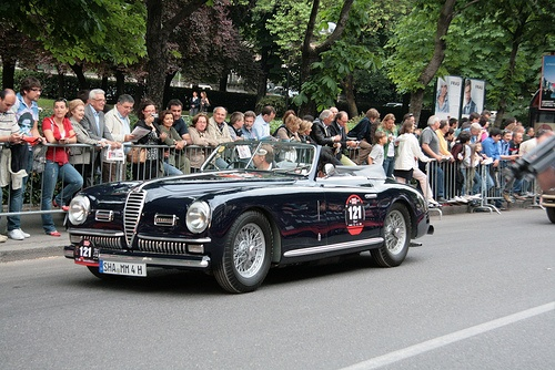 Alfa Romeo 6C 2500 SS - 1949