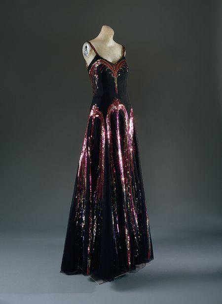 coco chanel evening dress