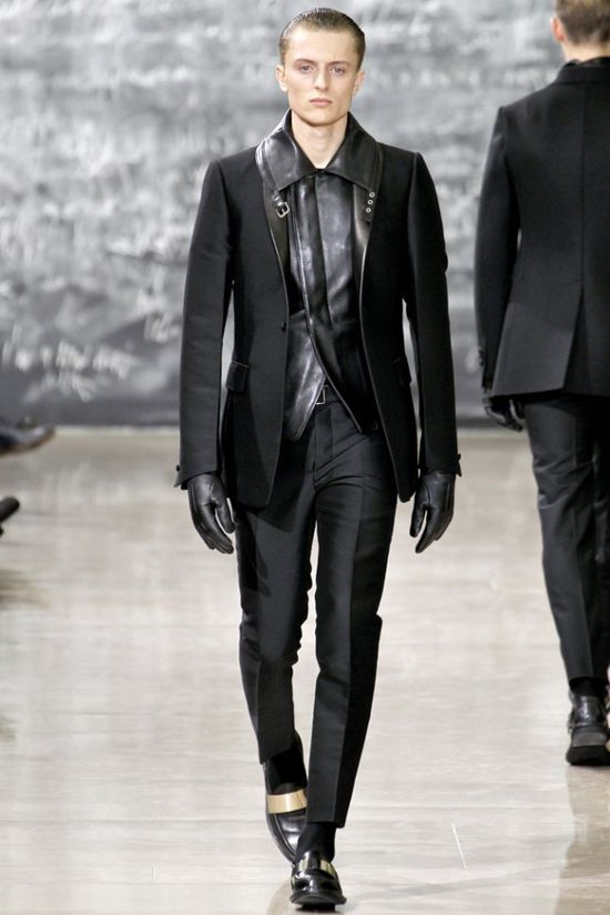 Yves Saint Laurent Fall/winter 2012 - via @kennymilano
