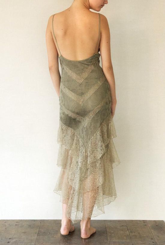 ALEXANDER MCQUEEN DRESS @SHOP-HERS