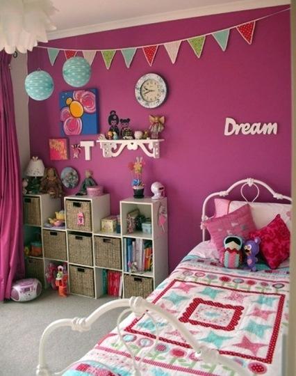 Nice wall color