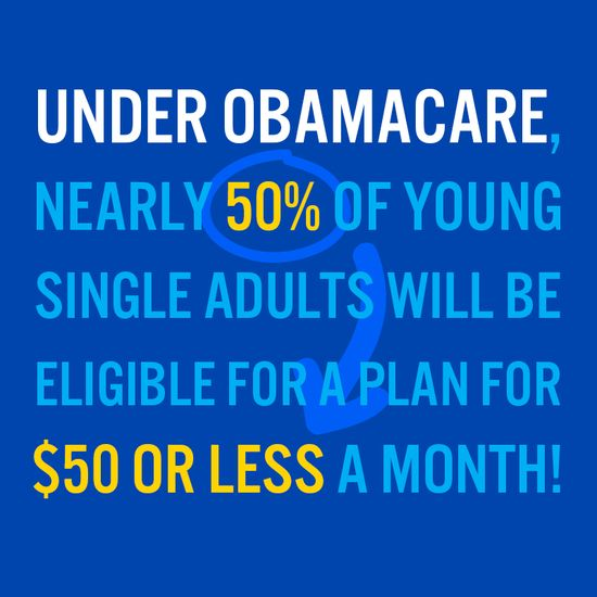 #ThisIsObamacare providing young adults with quality, affordable health care.