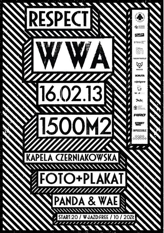RESPECT_WWA by Mateusz Machalski
