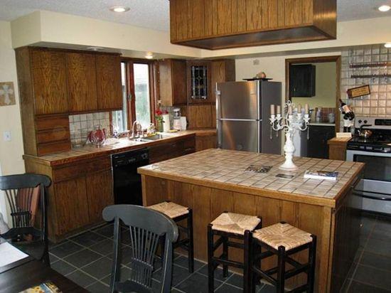 Unique Dark Wood Kitchen Designs Kitchen Kitchen Design Blog