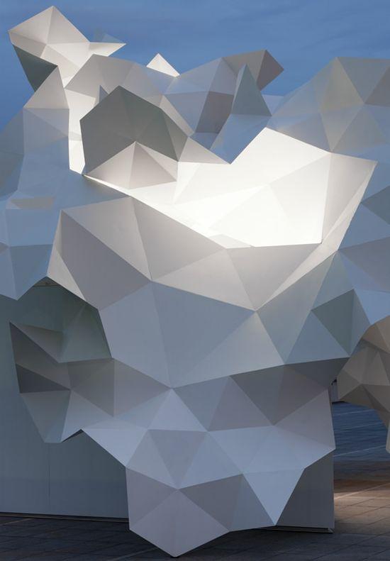 Akihisa Hirata / Bloomberg pavilion