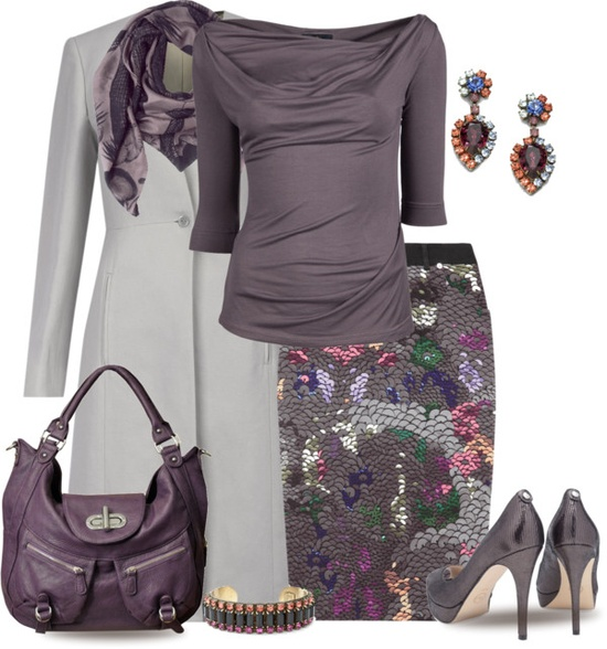 """Westwood Top & DanniJo Jewelry"" by yasminasdream ❤ liked on Polyvore"