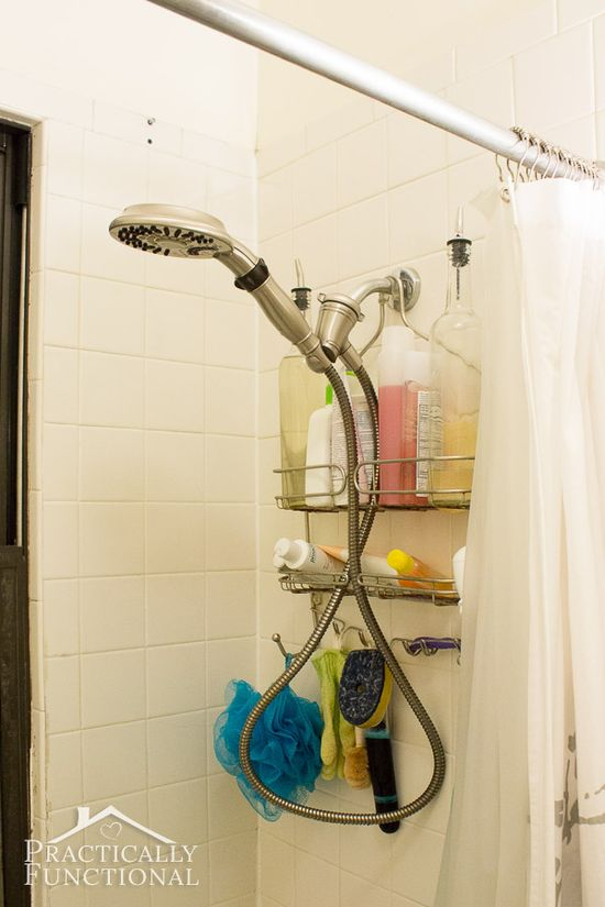 Customize Your Shower With Waterpik (Renter Friendly!) Plus a giveaway for a $100 Home Depot gift card!