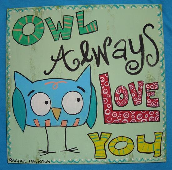 owl always ? U!