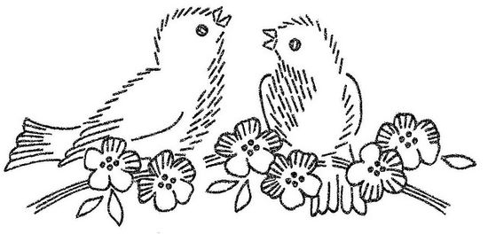 embroidery patterns!